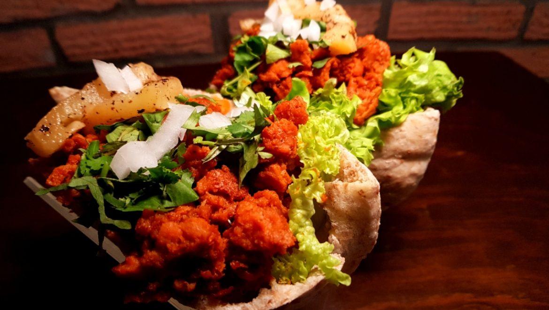 5 Tacos veganos mas ricos que los de carne