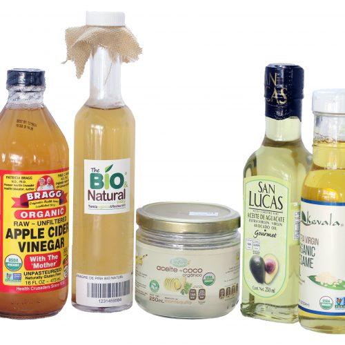 Aceites y Vinagres Comestibles