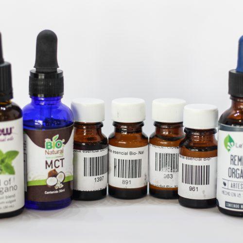 Aromas de Aceites Esenciales