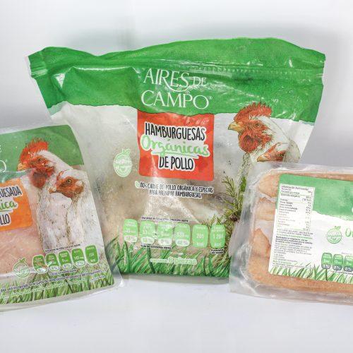 Pollo Organico Congelado